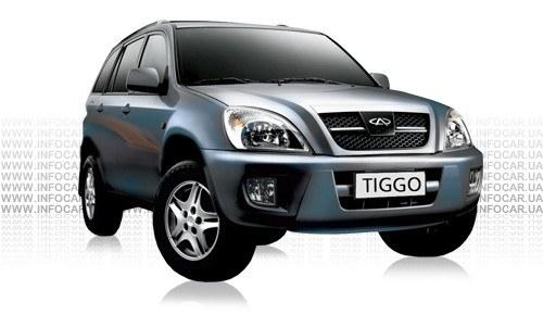 Цвета Tiggo (T11)